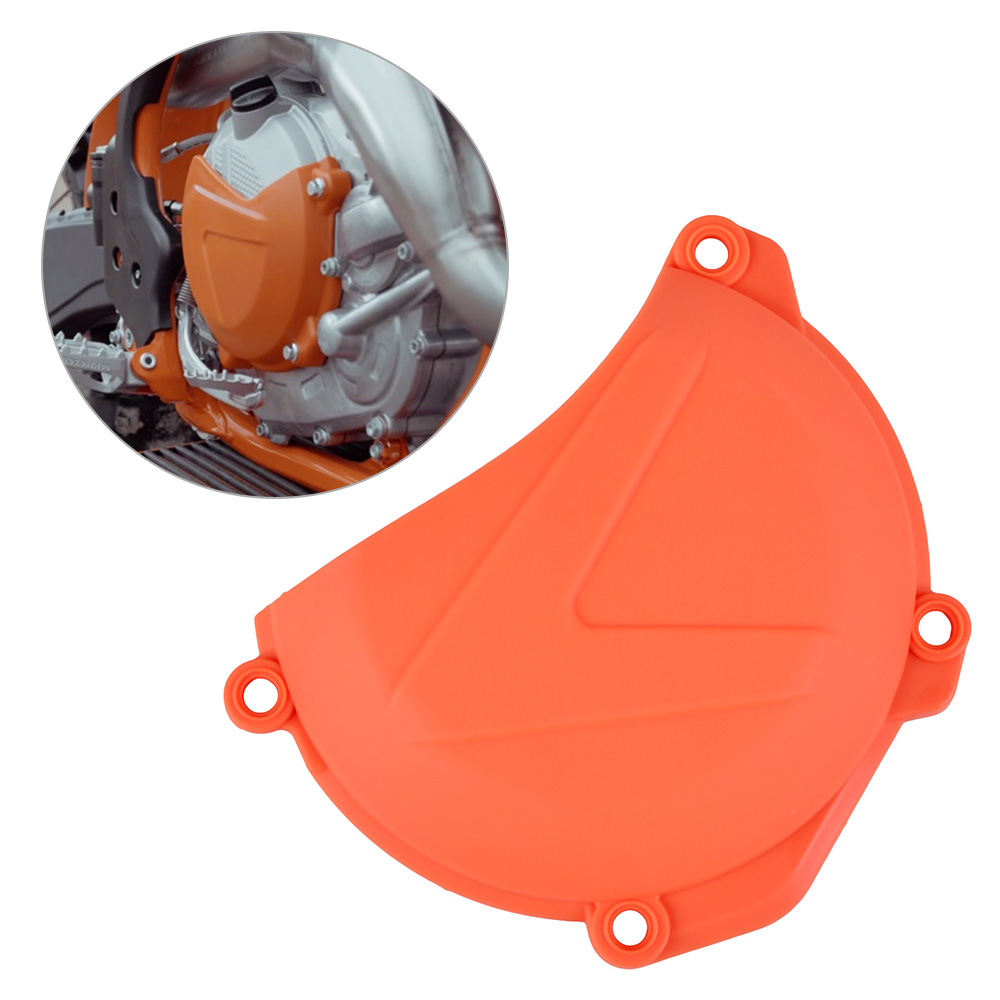 Clutch Cover Protector Fit For KTM 250 350 SX-F XC-F EXC-F 2015 2016 2017 2018
