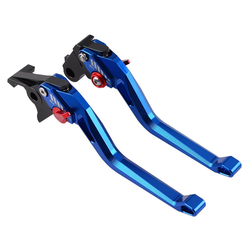 LC 3D CNC Brake and Clutch Levers Rhombus for BMW R1200GS Adventure 2014-2018