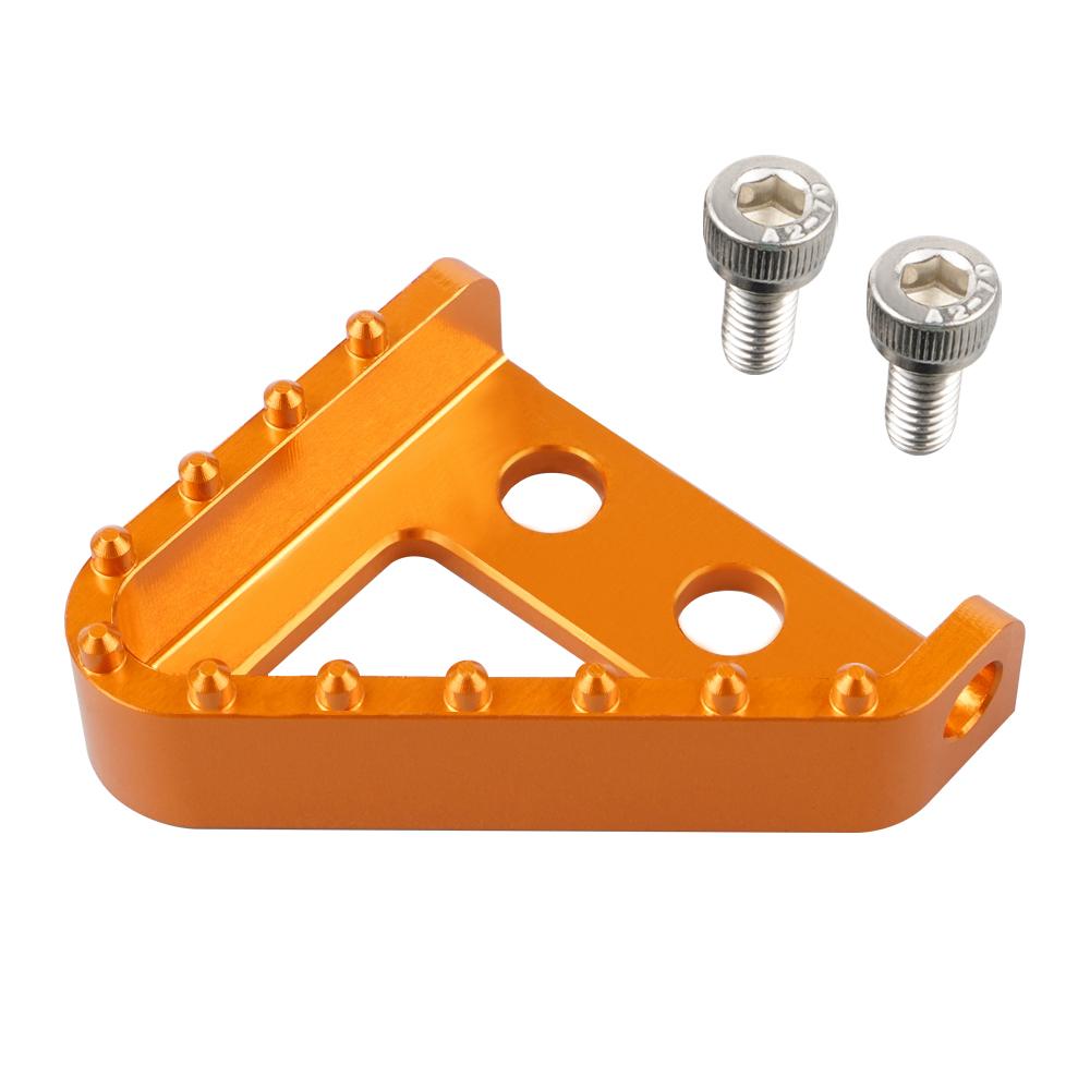 Rear Brake Pedal Step Tip For KTM 125 250 300 350 400 450 500 505 525 530 Enduro