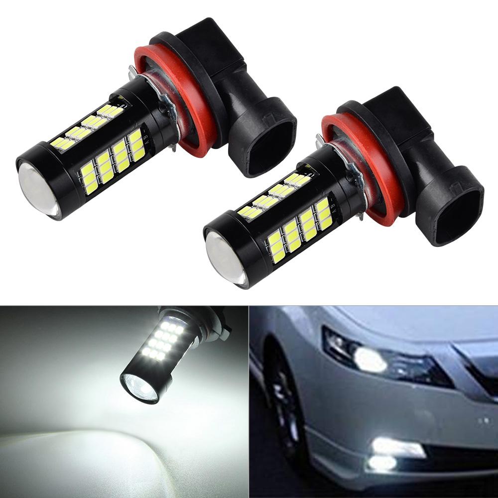 2x 6000k H11 H8 Led Fog Light Bulb For Acura Csx Ilx Mdx Rdx Rl Tl Rsx Tsx Zdx Ebay