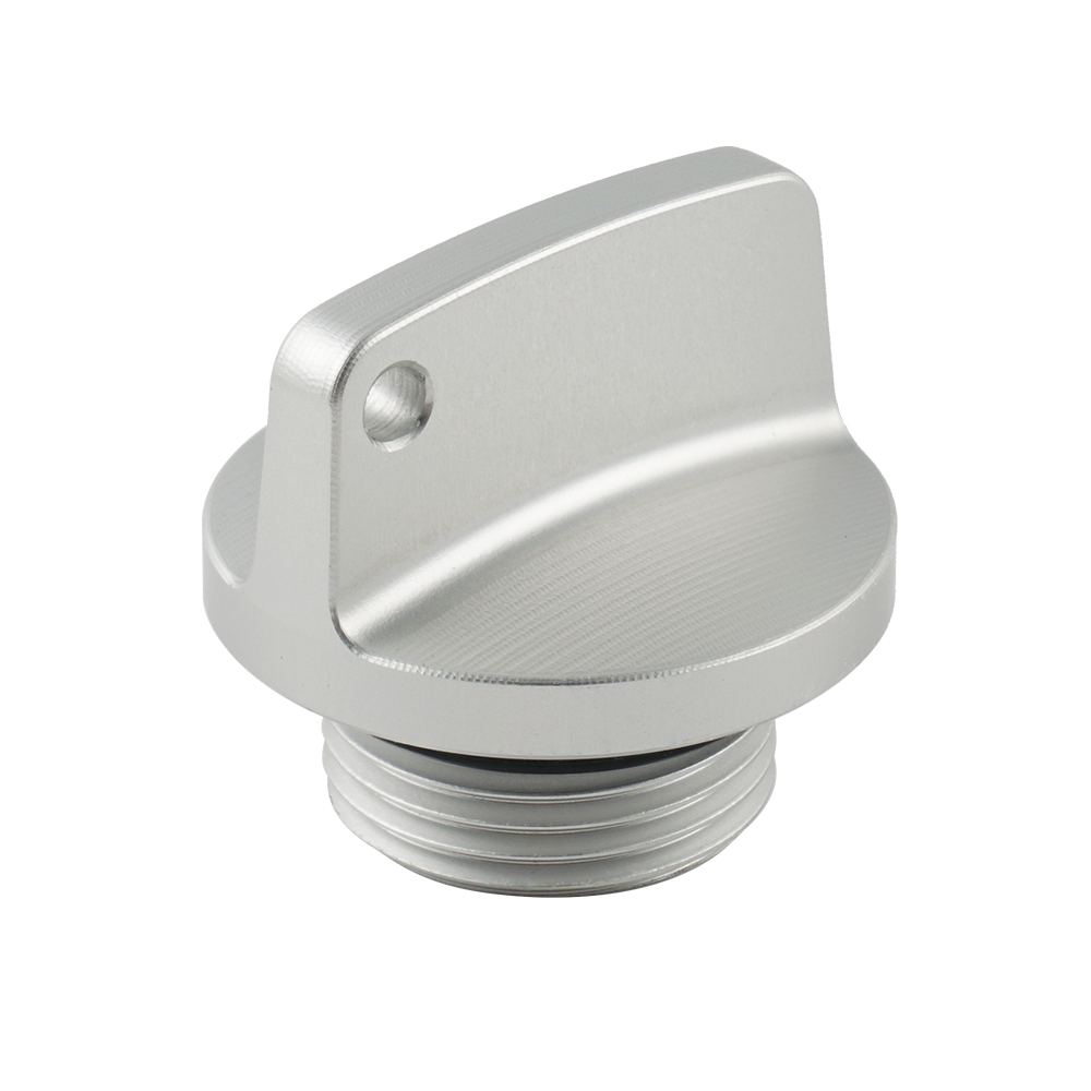 CNC Oil Filler Cap Plug Cover Fit Suzuki RM80//85 RM-Z250//450 RMX450Z LT-R450