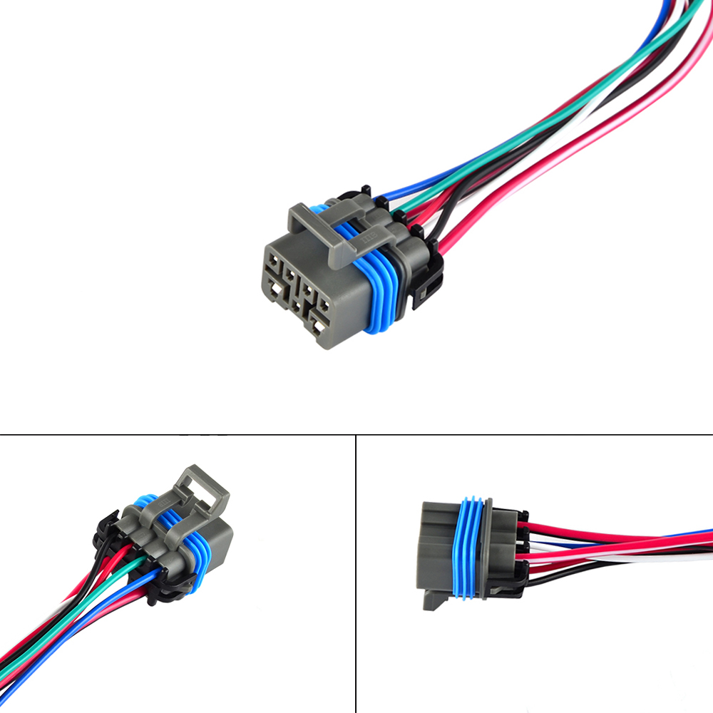15305887 4l60e 4l80e Neutral Safety Switch Connector 7