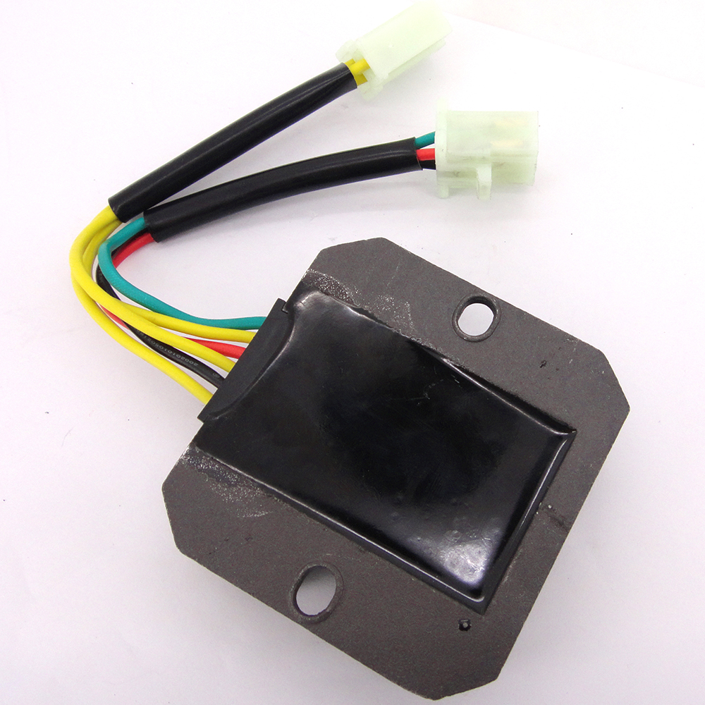Voltage Regulator Rectifier For Scooter Moped Gy6 Cf250 Honda Ch125 Crf Wiring Ch200 Ch250