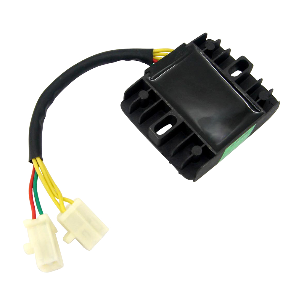 Details about 12V 5 Wire Voltage Regulator Rectifier For Honda CN250/CF250  250cc 300cc Scooter