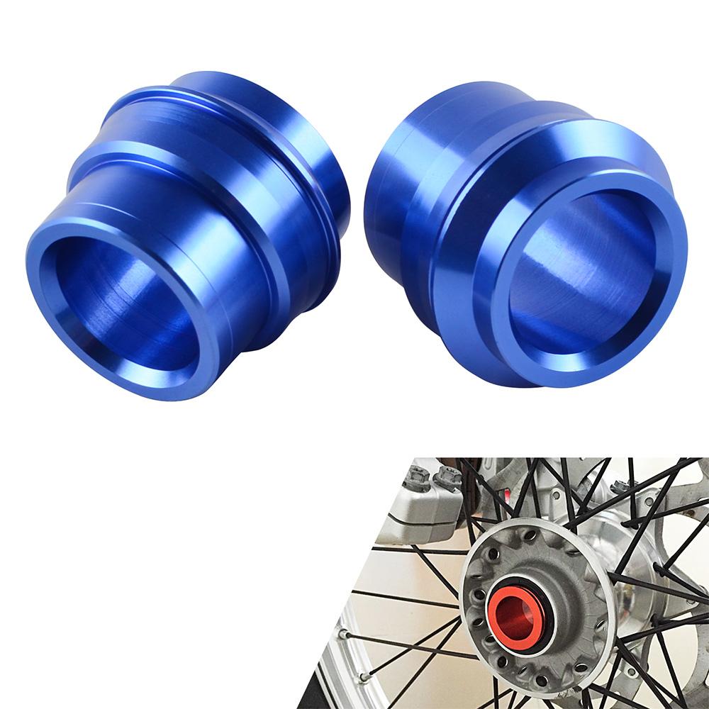 Tusk Aluminum Rear Wheel Spacers Kit for KTM 250 SX 2013-2019
